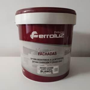 revestimiento fachadas Ferroluz 15L