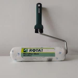 foto de rodillo de microfibra MicroStar Rota 23cm