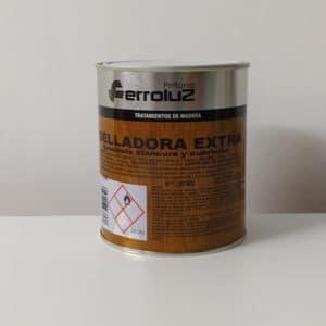 foto reverso selladora extra para madera Ferroluz