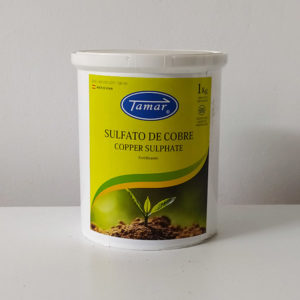 foto de sulfato de cobre para piscinas Tamar 1kg